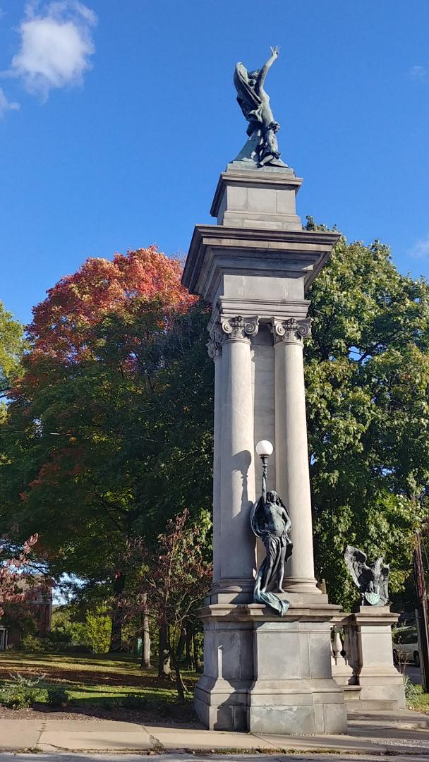 Pitts Park Sculpture